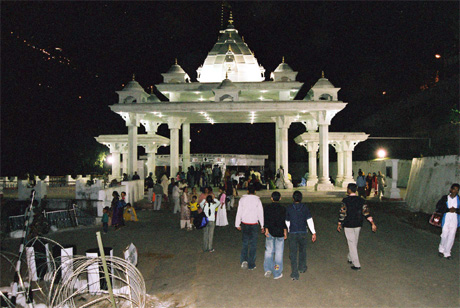 Gate One to Mata Darshan