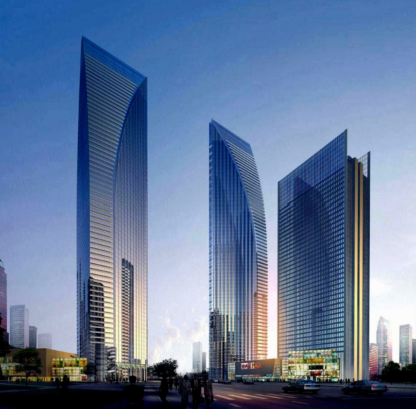 Gateway Towers Gandhinagar