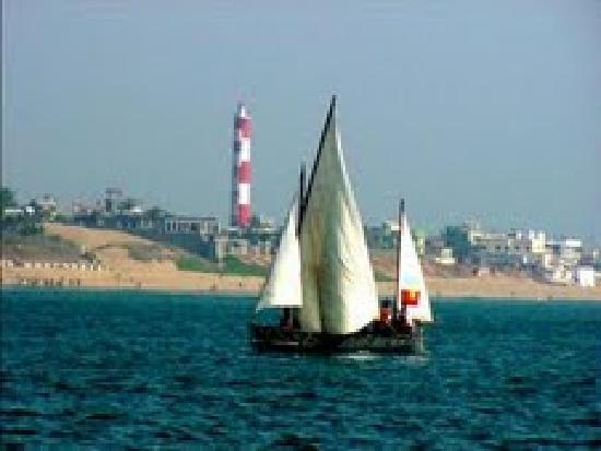 Opalpur Sea Port Near Berahmpur