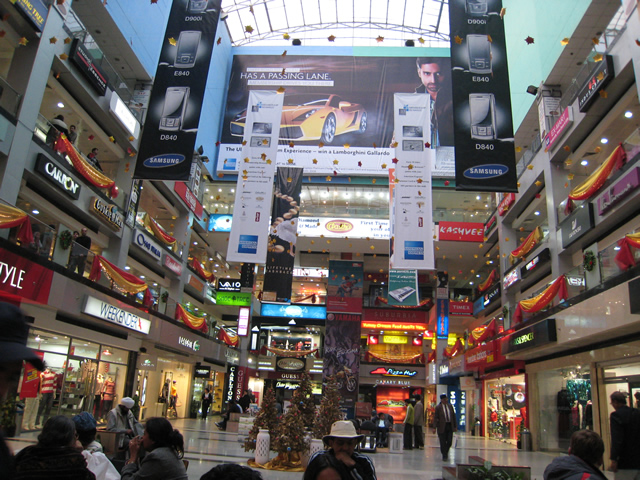 Gurgaon Shoping Mall