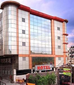 Hotel Gagan Plaza, Kanpur