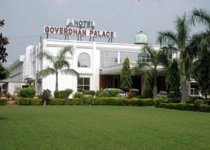 Hotel Goverdhan Palace, Mathura