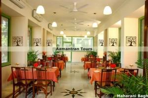 Hotel Maharani bagh, Ranakpur