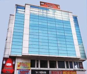 Hotel Mandakini plaza, Kanpur