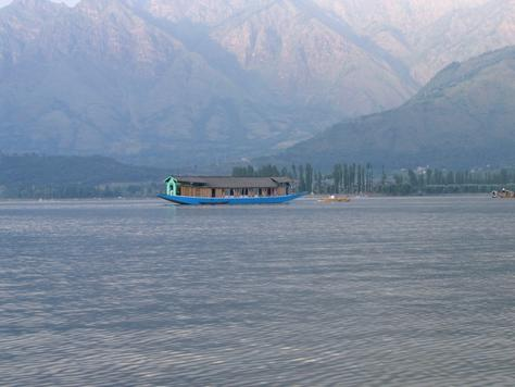 House Boat on Dal Lake