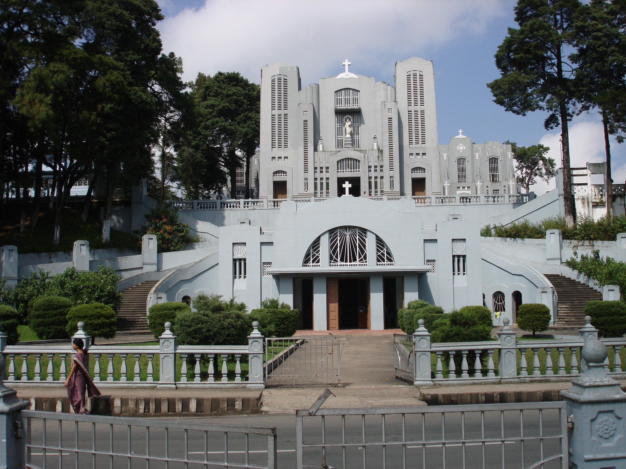 Catholic Cathedral shillong
