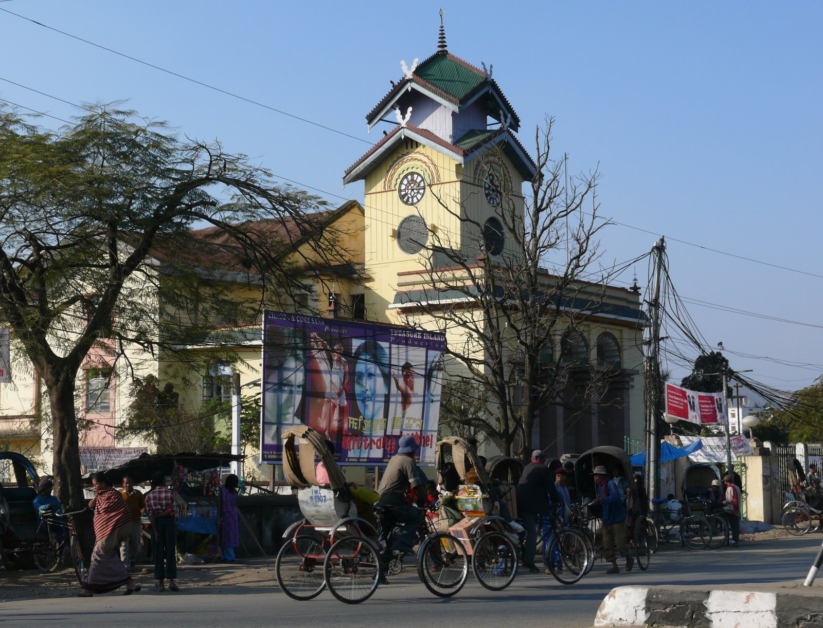 Imphal Community Hall
