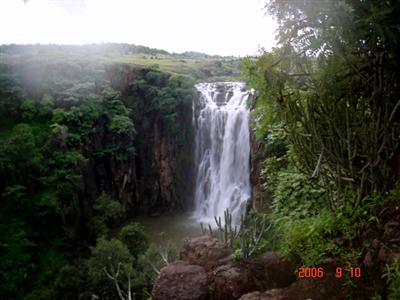 Indore water falls Picture