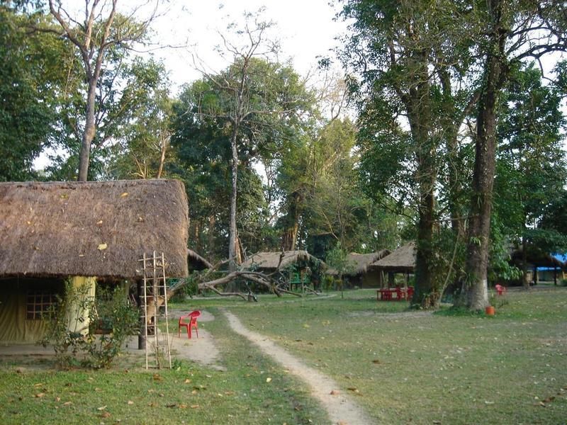 Inside Majuli Island