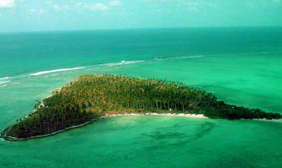Island Near Lakshadweep