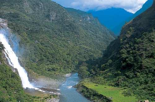 Itanagar Falls