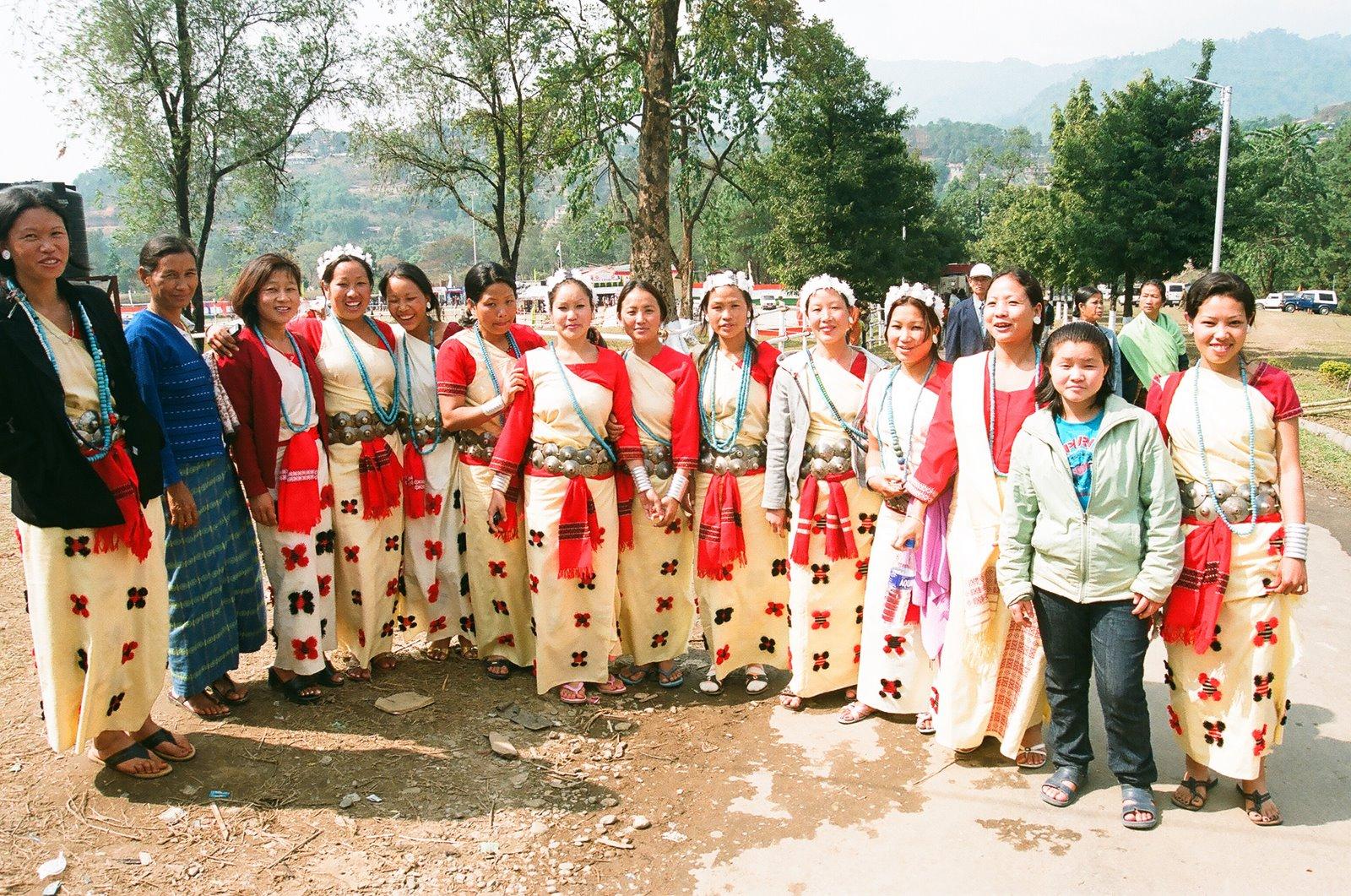 Itanagar Culture Fair Dancers