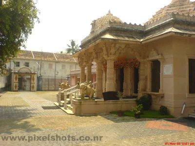 Jaina temple cochin