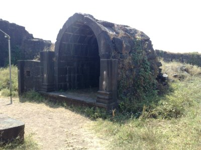 Kanhoji Angre's Memorial Alibag Fort