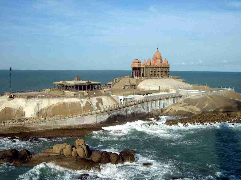 Kanya Kumari Vivekananda Rock Memorial
