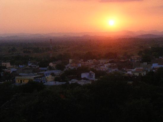 Karni Fort Bambora Sunset
