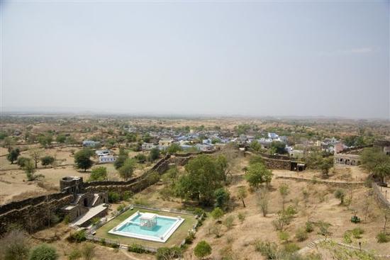 Karni Fort Bambora View