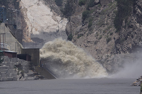 Kinnaur dam