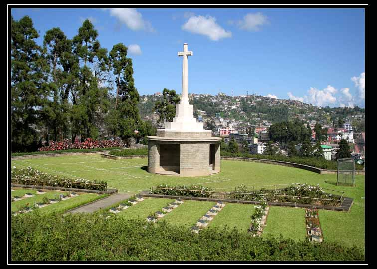 Kohima War Cemetry