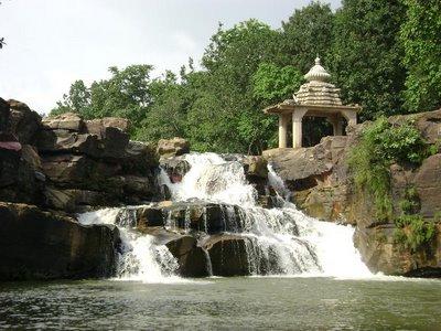 Koilighughar Waterfall Orissa