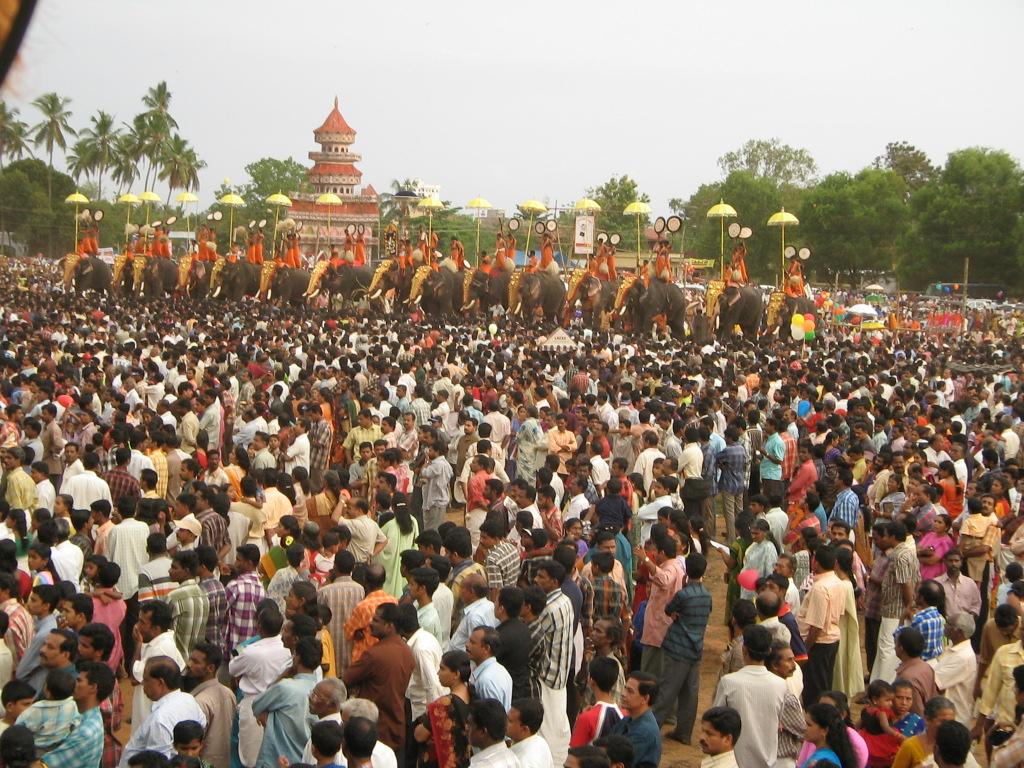 Kollam Festival
