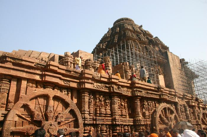 Konark Sun Temple View