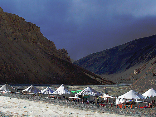 Ladakh scenic beauty