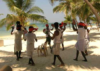 Lakshadweep tribal festival
