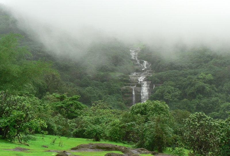 Lonavala waterfall Pune
