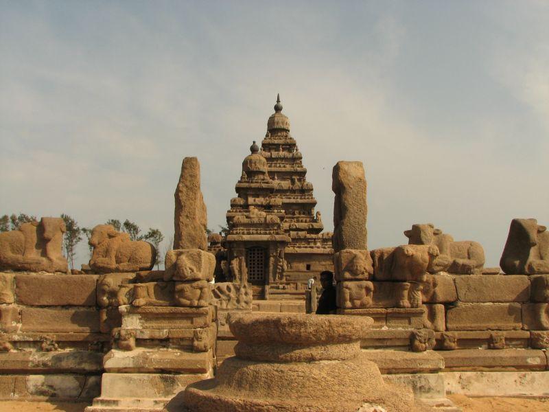 Mahabalipuram Shor Temple