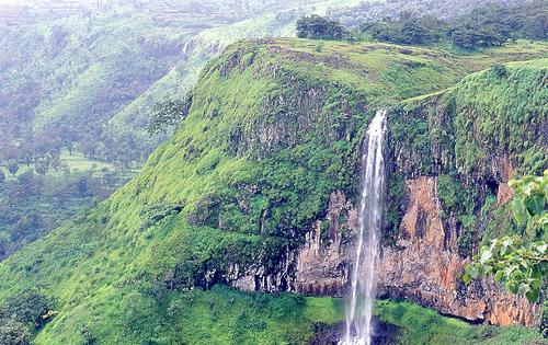 Mahableshwar Falls
