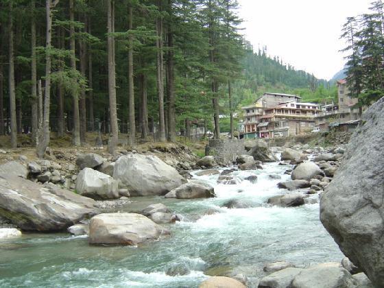 Manali River