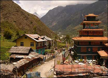 Mangan Rural View