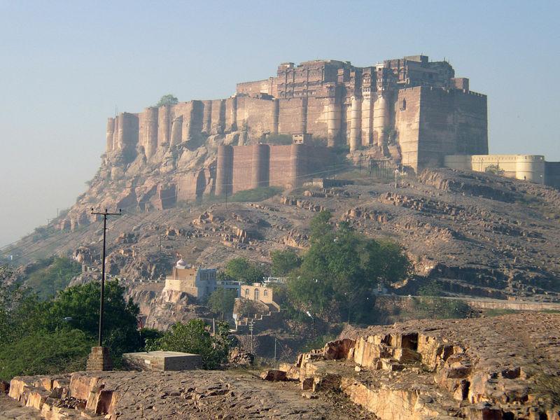 Mehran Garh Fort Jodhpur