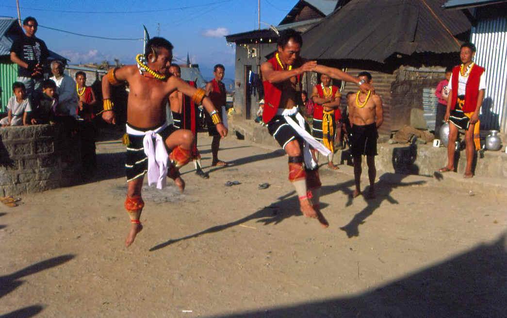 Naga tribes