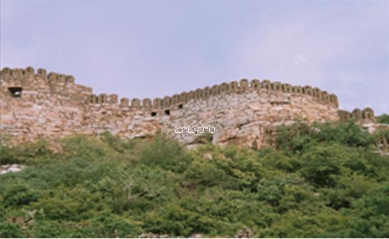 Nellore Udayagiri Fort