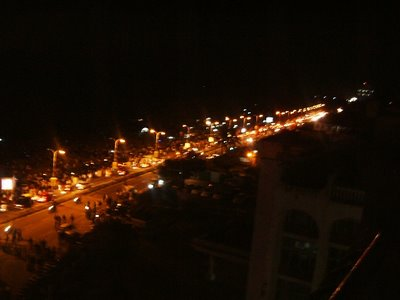 Night View of Calicut