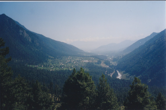 Palgaon Kashmir Valley