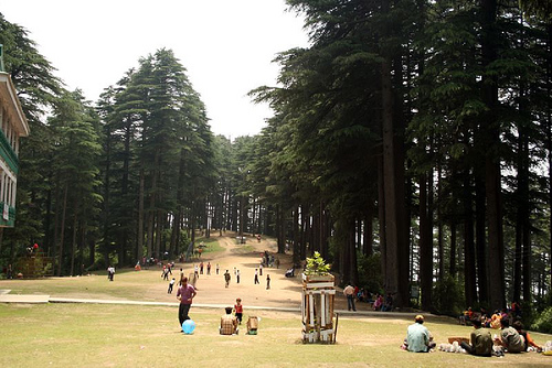Park at patni top