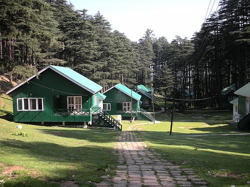 Patnitop hill station