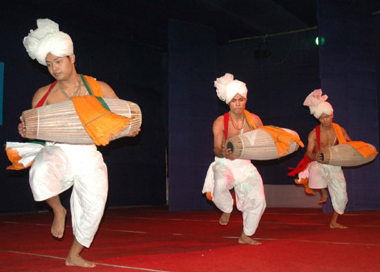 Cultural Program in Guwahati