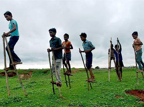 Raipur Village Life