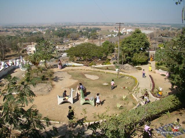 Ranchi Rock Garden