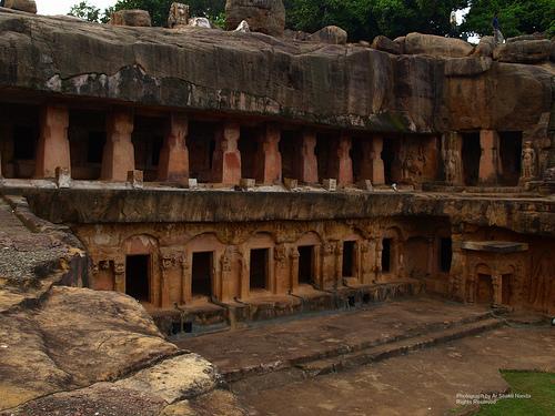 Ranigumpha Khandagiri & Udayagiri Caves