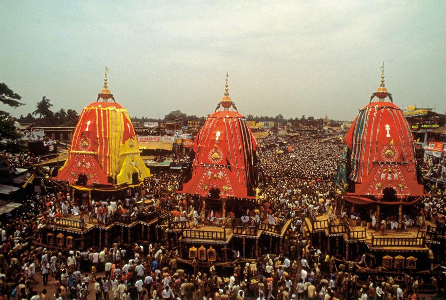 Rath Yara Festival, Puri