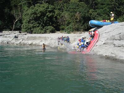 River Rafting in Garhmukteshwar