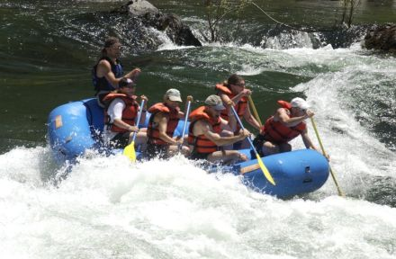 River Rafting in Kashmir Valley