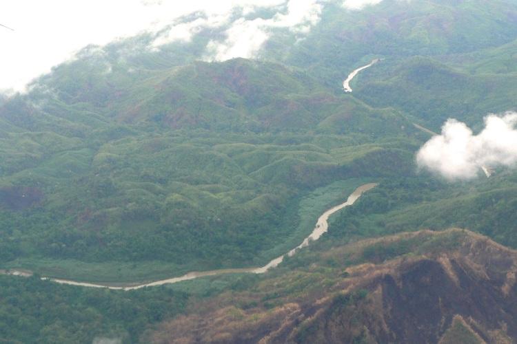 River Tlawng
