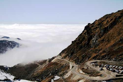 Road to Mangan