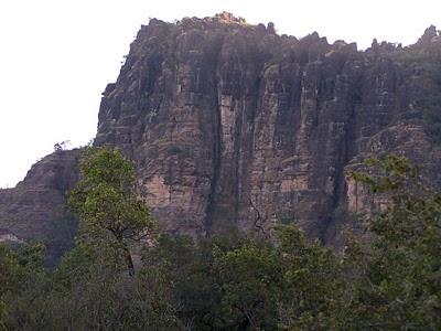 Satpura Fort